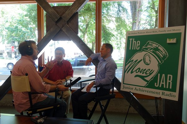 Alex and Todd speak with Peter Lizotte at North Highland's office in Portland